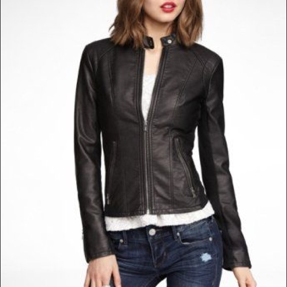 Express Jackets & Blazers - EXPRESS (minus the) Leather Jacket